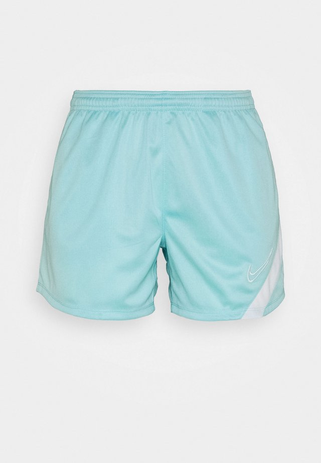 DRY ACADEMY  - Pantalón corto de deporte - glacier ice/white/white
