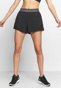 Nike Performance - SHORT  - Korte broeken - black/thunder grey - 0