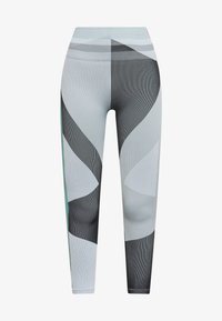 Nike Performance - SEAMLESS SCULPT 7/8 - Medias - grey fog/black/white - 3