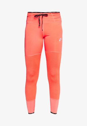 AIR - Legginsy - magic ember/reflective silver
