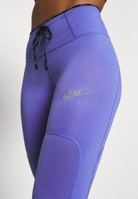 Nike Performance - AIR - Legging - sapphire/silver - 3