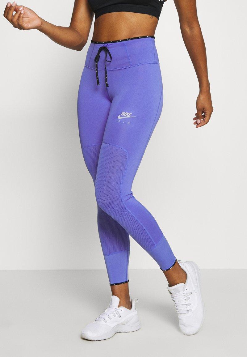Nike Performance - AIR - Legging - sapphire/silver