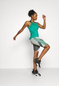Nike Performance - Tights - grey fog/black/white - 1