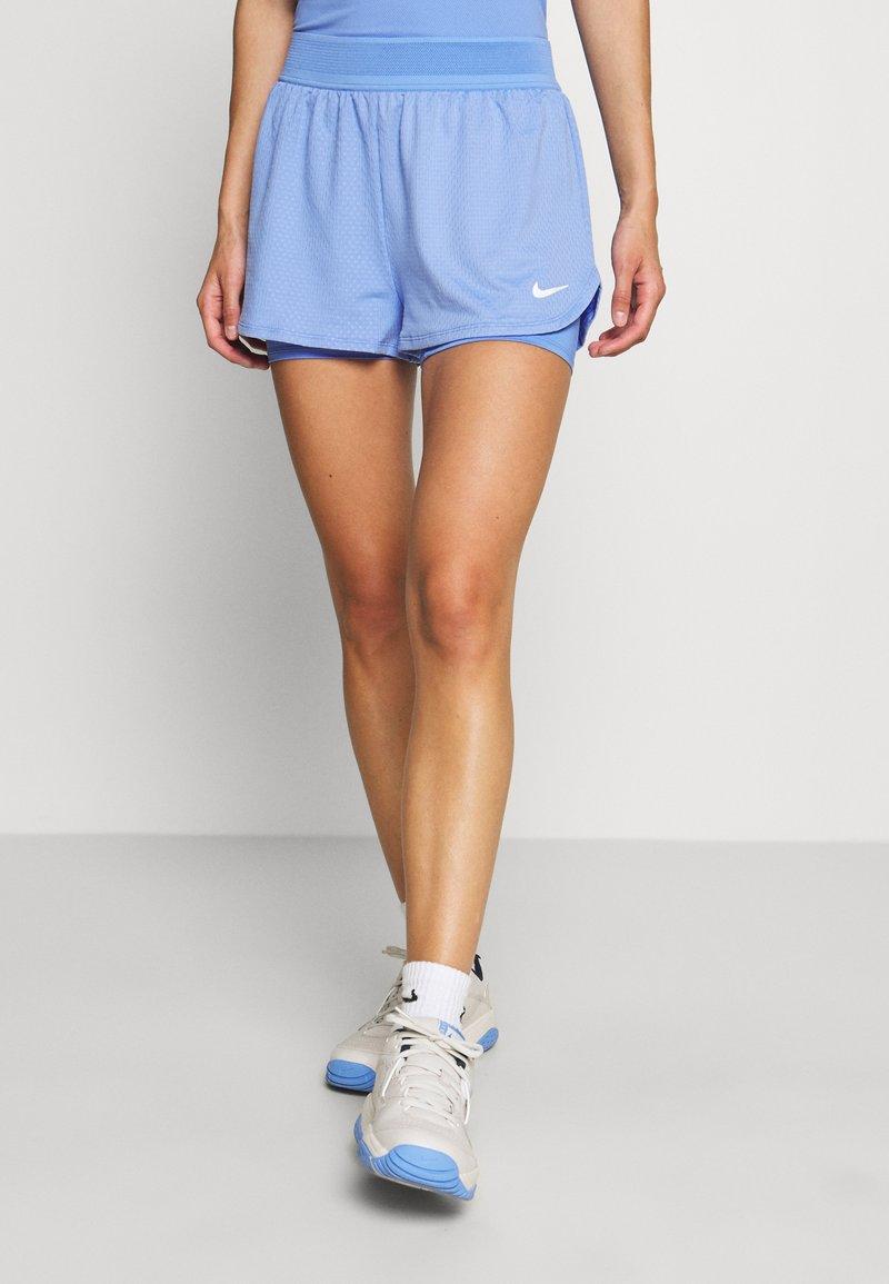 Nike Performance - DRY SHORT - Sports shorts - royal pulse/white