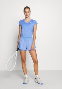 Nike Performance - DRY SHORT - Sports shorts - royal pulse/white - 1