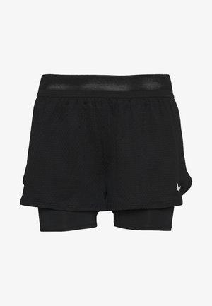 DRY SHORT - Sports shorts - black/black