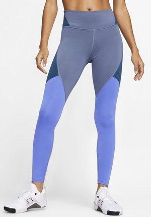 NOVELTY - Leggings - diffused blue/valerian blue/sapphire/black