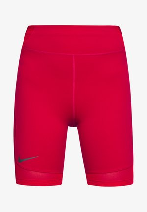 CITY RUN - Tights - university red/reflect black