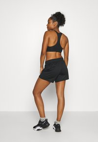 Nike Performance - DRY SHORT - Urheilushortsit - black/particle grey