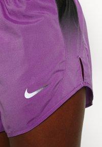 Nike Performance - SHORT RUNWAY - Sports shorts - purple/vivid purple/white - 5