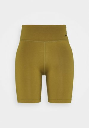 ONE SHORT - Tights - olive flak/white