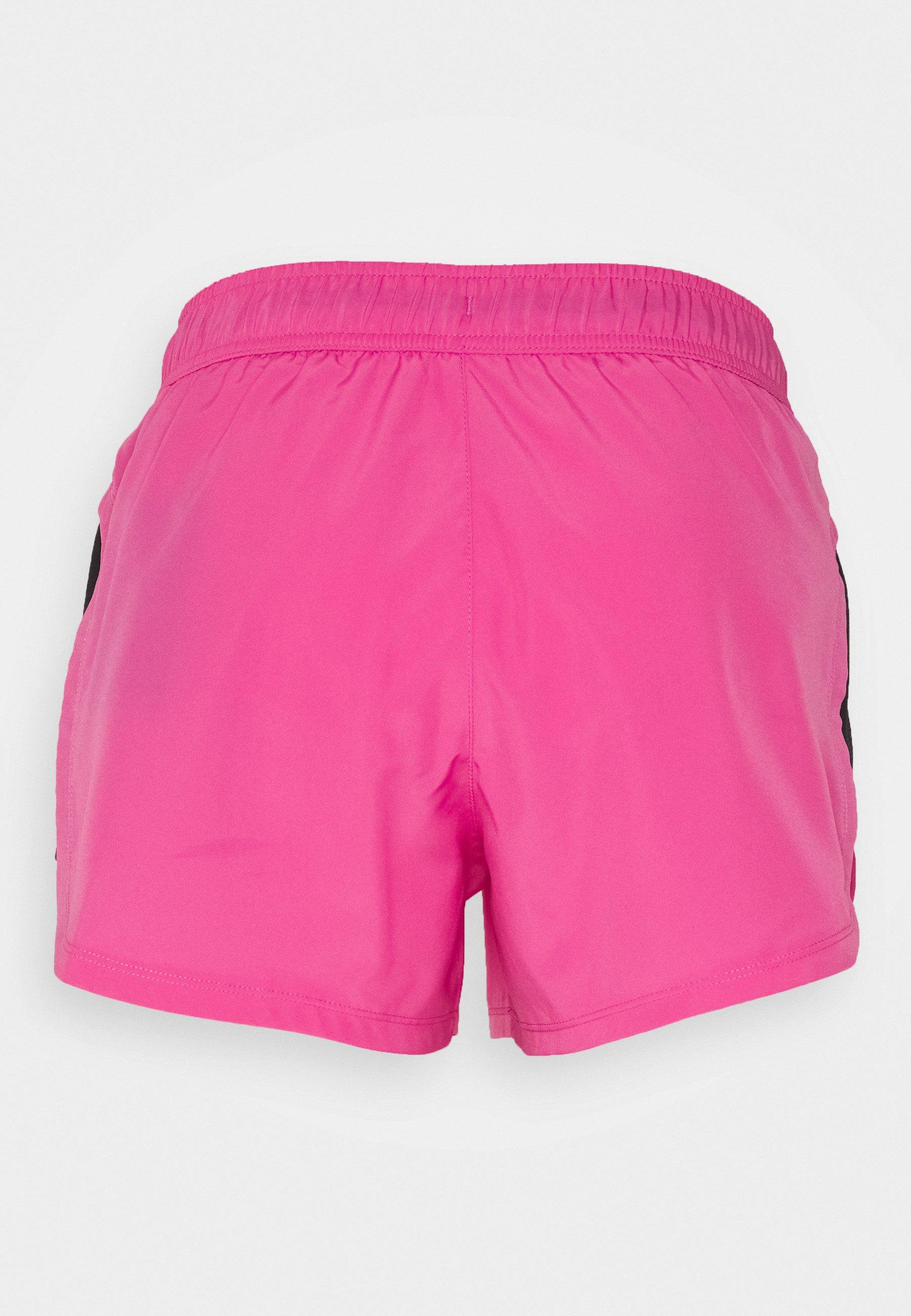 AIR SHORT Short de sport pinksicleblackblack