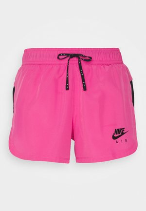 AIR SHORT - Pantaloncini sportivi - pinksicle/black/black