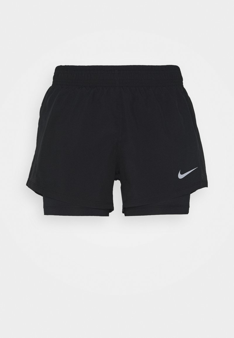Nike Performance - SHORT - Sports shorts - black/black/black/wolf grey