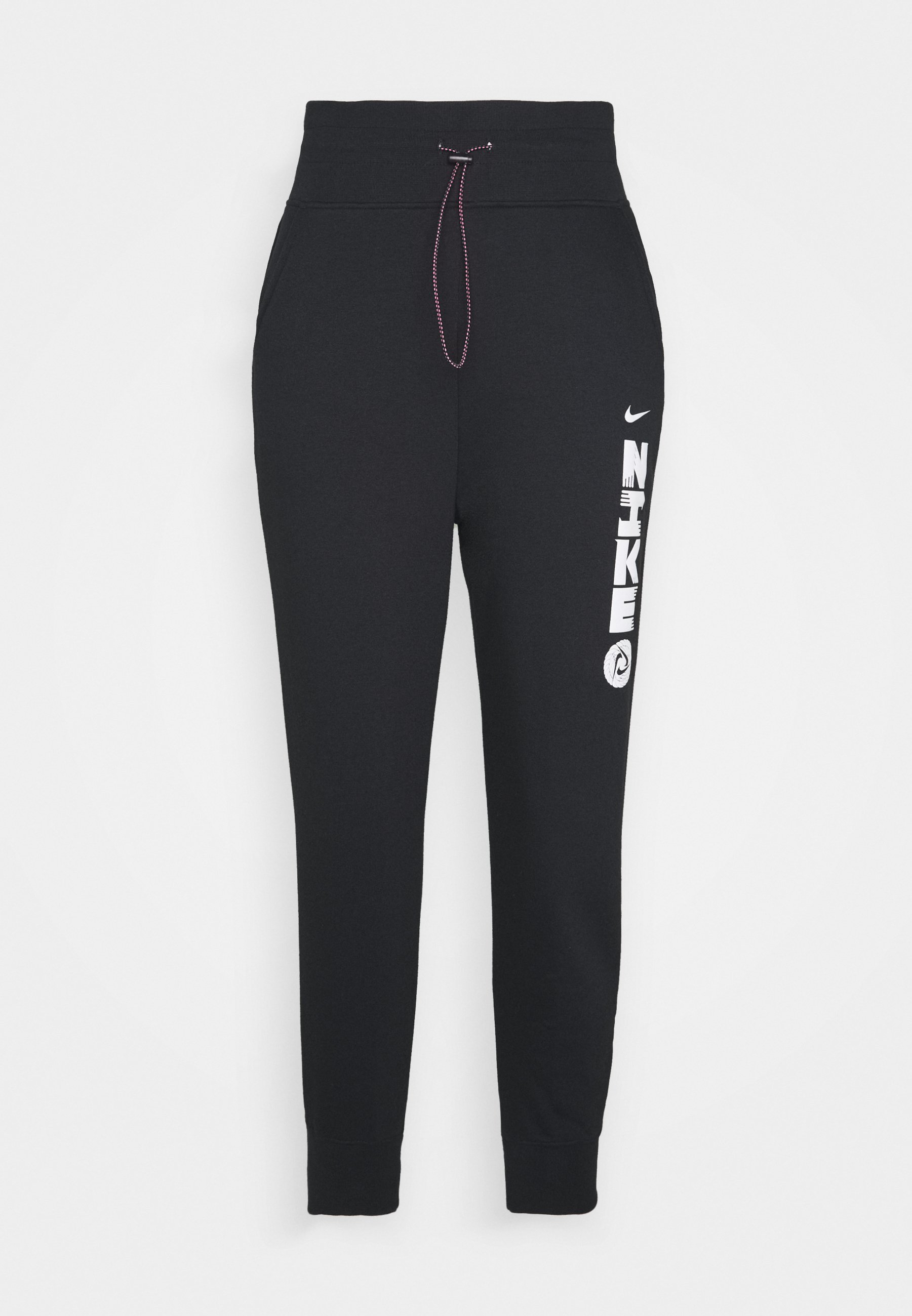 Nike Performance Träningsbyxor blackwhite Zalando.se