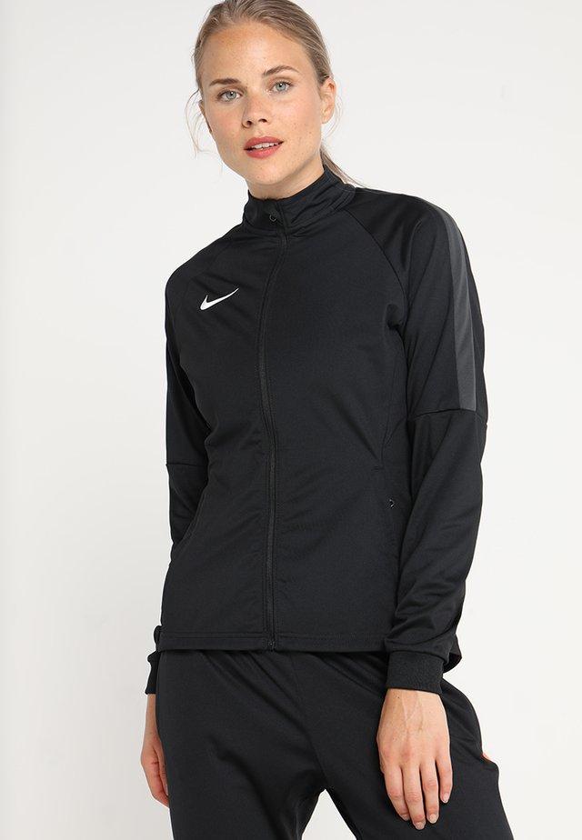 DRY ACADEMY 18 - Training jacket - black/anthracite/white