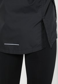 Nike Performance - Sports jacket - black/silver - 5