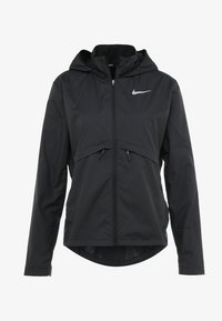 Nike Performance - Sports jacket - black/silver - 7
