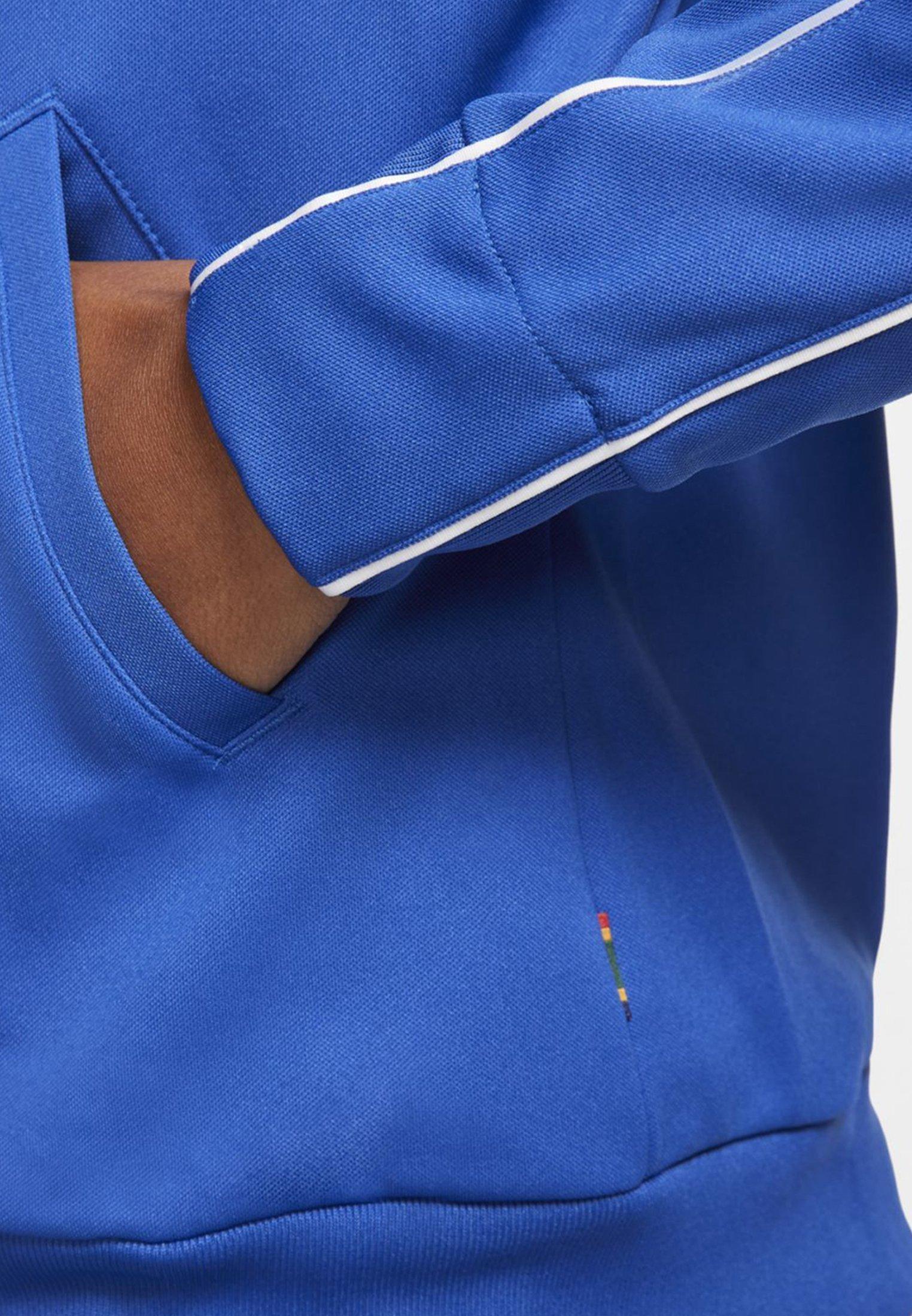Warm Up Nike white Royal Blue Sportiva Performance JacketGiacca vybf6gIY7