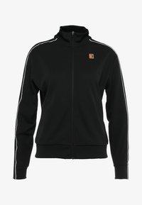 Nike Performance - WARM UP JACKET - Giacca sportiva - black/white - 5