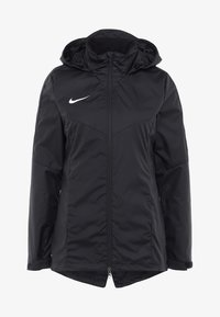 Nike Performance - ACADEMY - Hardshell jacket - black/white - 5