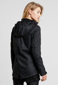 Nike Performance - ACADEMY - Hardshell jacket - black/white - 2