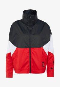 Nike Performance - NBA CHICAGO BULLS WOMENS JACKET - Training jacket - black/university red/white - 6