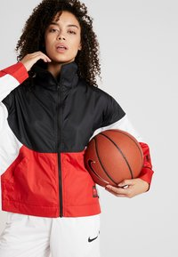 Nike Performance - NBA CHICAGO BULLS WOMENS JACKET - Chaqueta de entrenamiento - black/university red/white