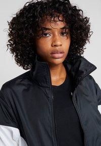 Nike Performance - NBA BOSTON CELTICS WOMENS JACKET - Club wear - black/clover/white - 3