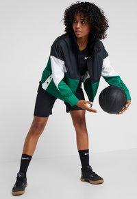 Nike Performance - NBA BOSTON CELTICS WOMENS JACKET - Club wear - black/clover/white - 1