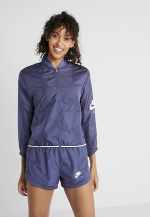 AIR - Veste de running - sanded purple/white
