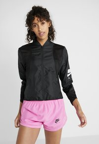 Nike Performance - AIR - Sports jacket - black/white - 0
