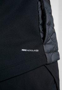Nike Performance - Veste sans manches - black/reflective silver - 7