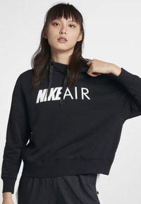 Nike Sportswear - Sweat à capuche - black/white - 0