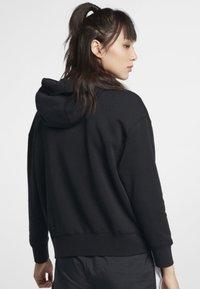 Nike Sportswear - Sweat à capuche - black/white - 2
