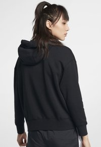 Nike Sportswear - Luvtröja - black/white - 2