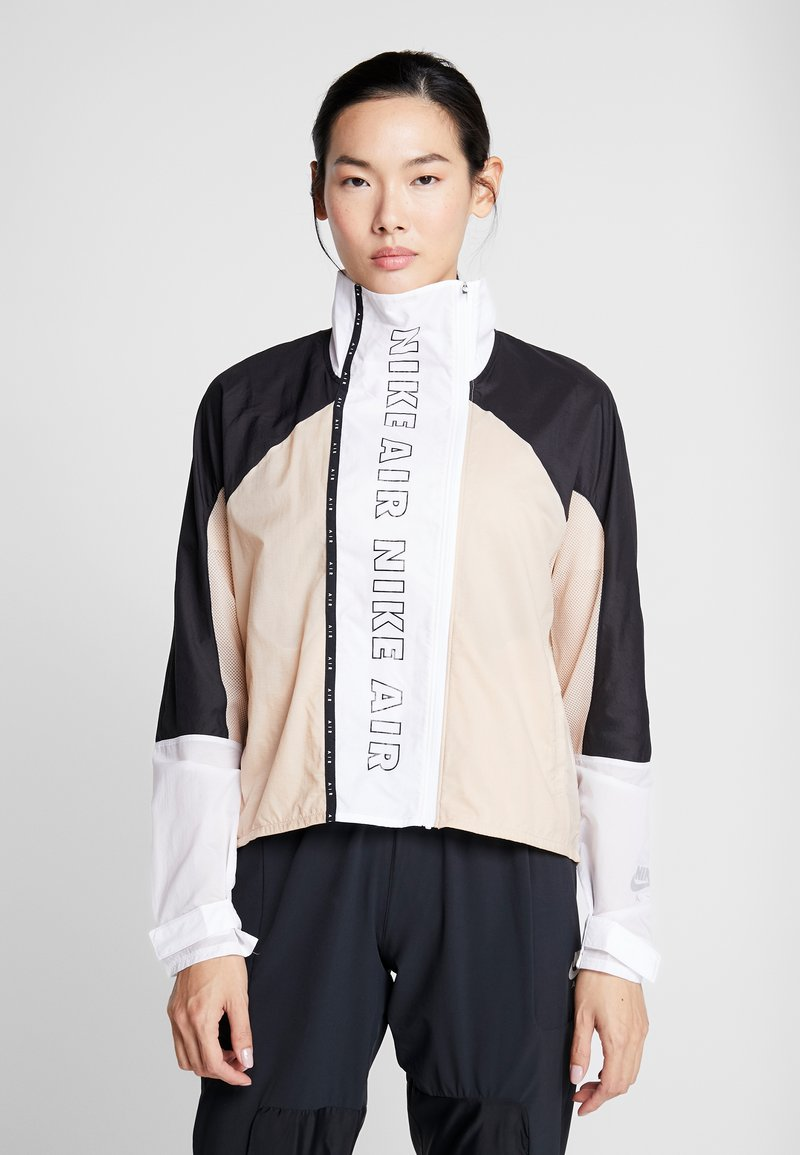 Nike Performance - AIR - Sports jacket - shimmer/black/white