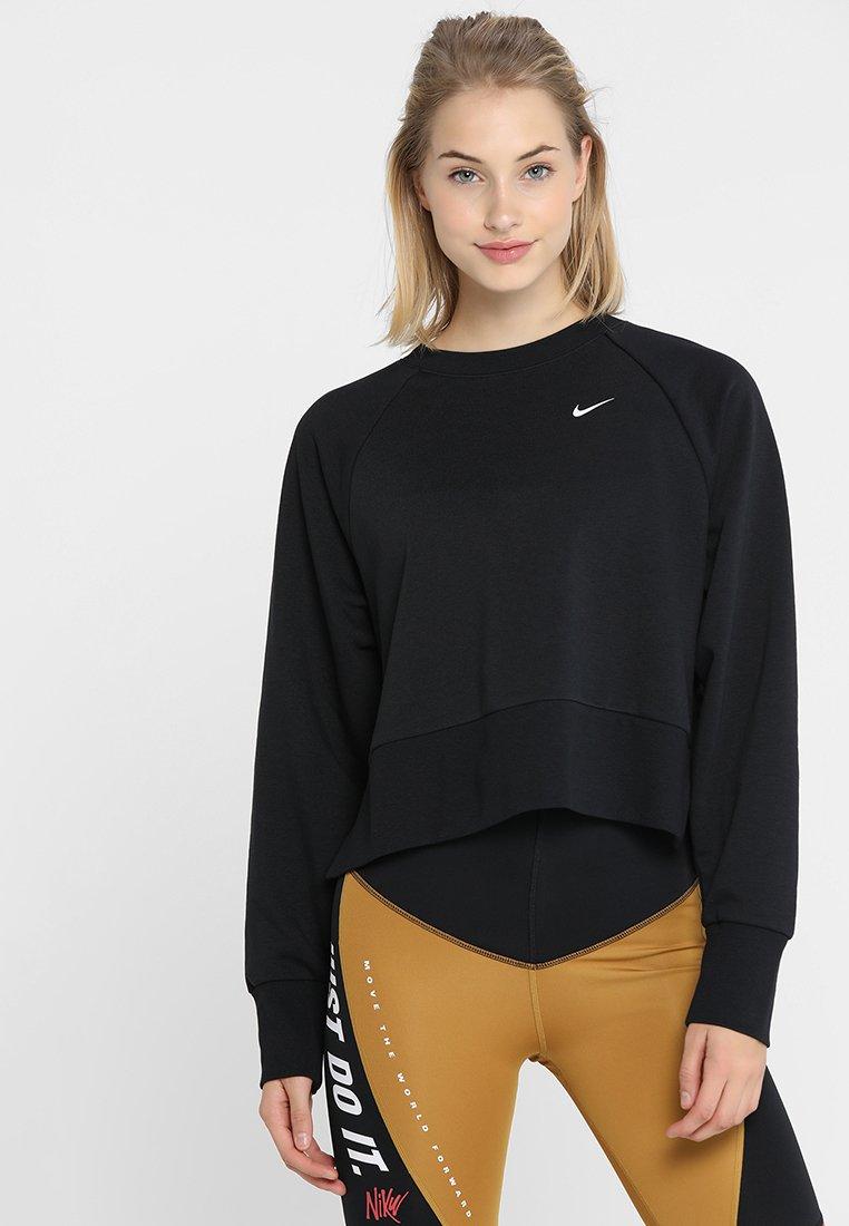 Nike Performance - Sudadera - black/white