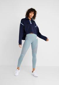 Nike Performance - CITY  - Sweatshirt - blackened blue/coastal blue - 1