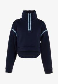 Nike Performance - CITY  - Sweatshirt - blackened blue/coastal blue - 6