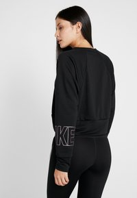 Nike Performance - Sweater - black - 2