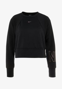 Nike Performance - Sweater - black - 4
