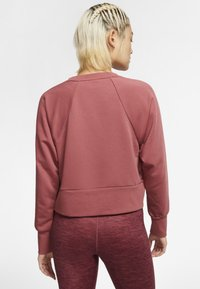 Nike Performance - DRY GET FIT LUX - Sweater - dark red - 1