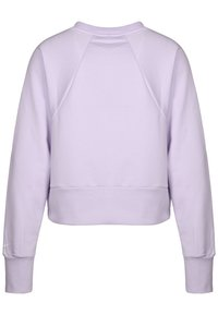 Nike Performance - DRY GET FIT LUX - Sweater - lavender mist/white - 1