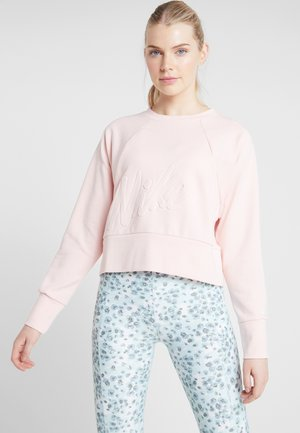 DRY GET FIT LUX - Bluza - echo pink/white