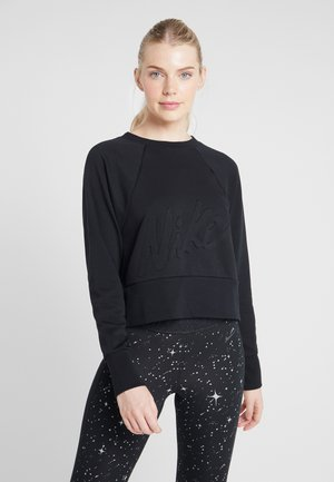 DRY GET FIT LUX - Bluza - black/white