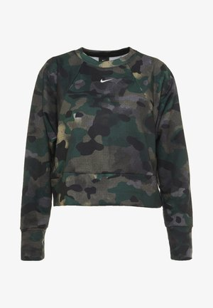 REBEL ALL IN - Sweatshirt - dark green