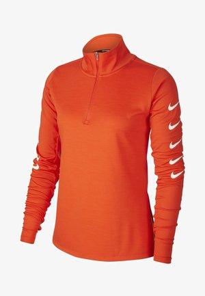 Pitkähihainen paita - orange/white