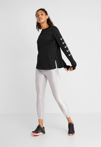 Nike Performance - Long sleeved top - black - 1