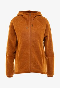 Nike Performance - COZY - Veste polaire - burnt sienna/black - 3